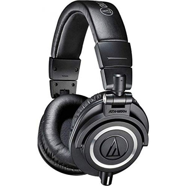 Audio Technica ATH-M50x – Der Kassenschlager auf Amazon & Co.