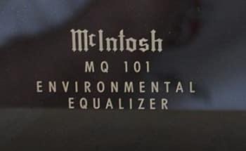 McIntosh MQ 101