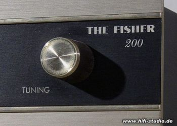 The Fisher 200T