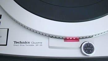 Technics SP 25