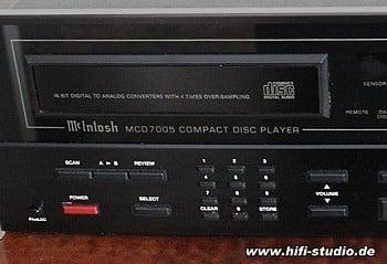 McIntosh MCD 7005