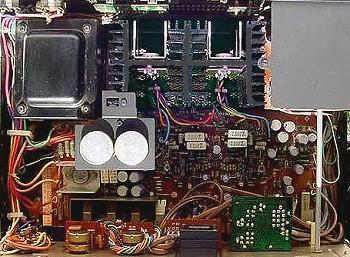 Technics SU-8600 Innen