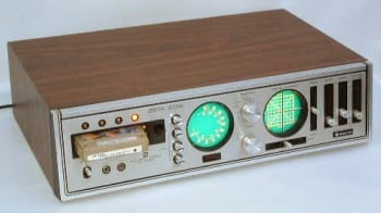 8Track Receiver Sanyo 8
