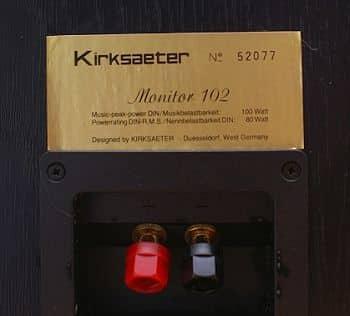 Kirksaeter Monitor 102