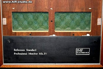 IMF Reference Standard Professional Monitor MK IV