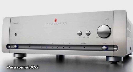 Parasound JC-2