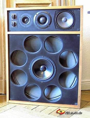ALPHA PAT 20 17 Hz mit 90 dB Schalldruck!