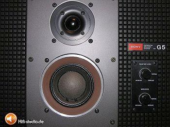 Sony SS-G5