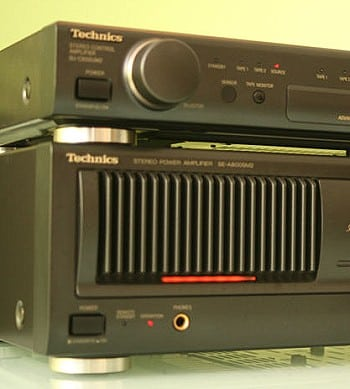 Technics SU-A800DM2