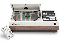 1980, Laserdisc Pioneer VP-1000LD
