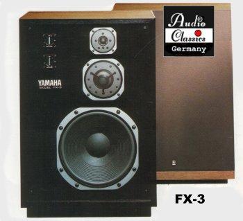 Yamaha FX-3