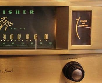 The Fisher FM-90