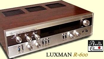 Luxman R-600