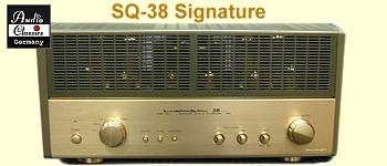 Luxman SQ-38 Signature