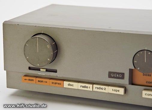 quad pre amp 33
