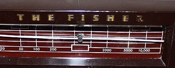 The Fisher CA-40