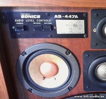Sonics AS 447A